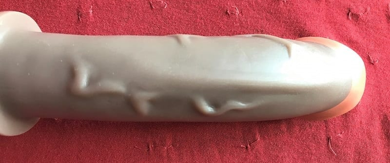 BS Atelier Nude Cioccolato back of shaft