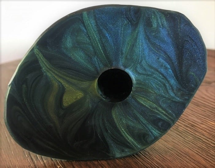 Xenocat Artifacts Caiman base bullet vibe hole