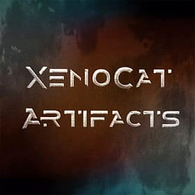 xenocat artifacts logo