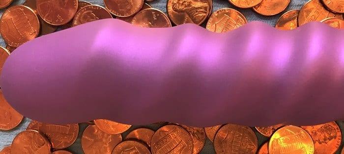Tantus Echo Super Soft pennies