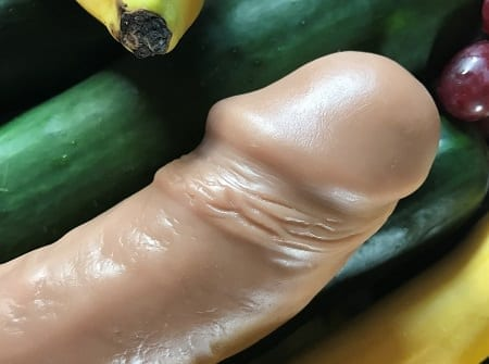 Vixen VixSkin Johnny upper shaft vegetables