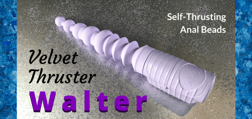 Velvet Thruster Walter featured image
