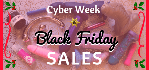 2018 Black Friday Sex Toy Sales Phallophile Reviews featured image