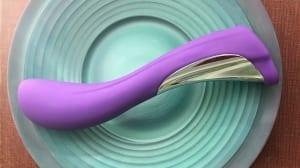 Dorr Silker G-spot vibrator full length