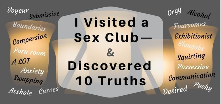 I Visited a Sex Club featured