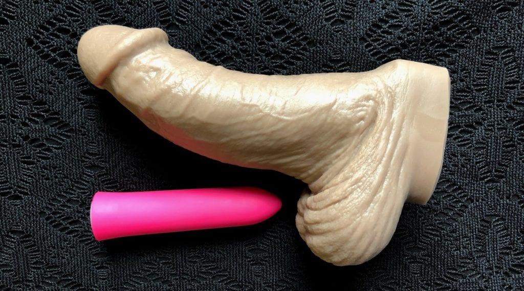 Hankey's Toys Topher Michels bullet vibrator