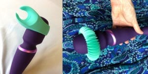 We-Vibe Wand attachments