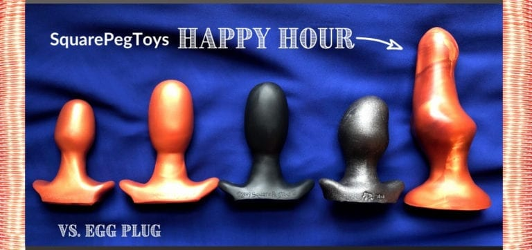 SquarePegToys Happy Hour review featured