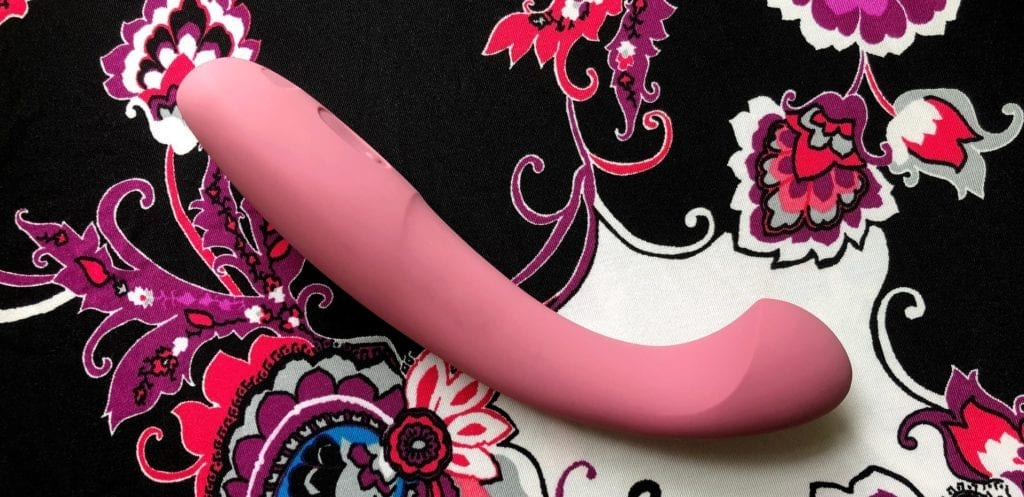Dame Arc vibrator featured Phallophile Reviews front