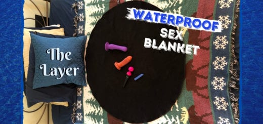 The Layer Waterproof Sex Blanket featured