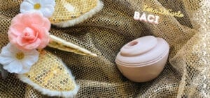 Lora DiCarlo Baci review suction stimulator Phallophile Reviews featured