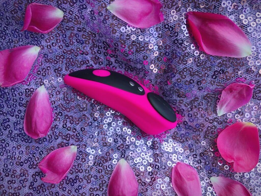 Lovense Ferri panty vibrator rose petals square