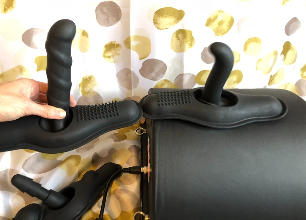 Motorbunny Buck silicone attachments Sweet Spot in motion (2)
