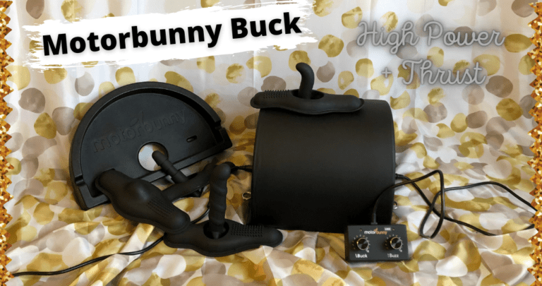 Motorbunny Buck vs. Sybian saddle vibrator power