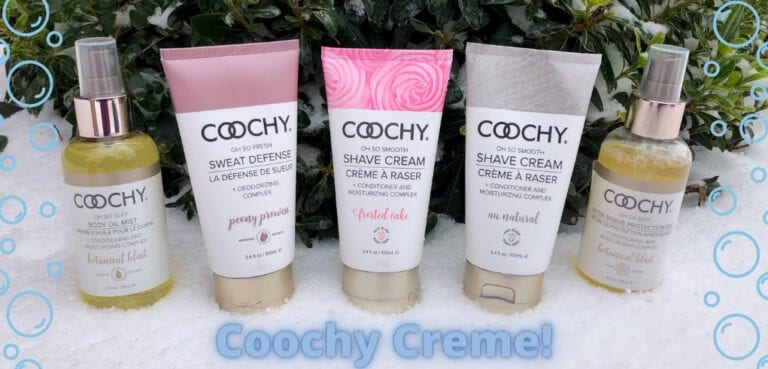 Coochy Cream review best shave cream for women
