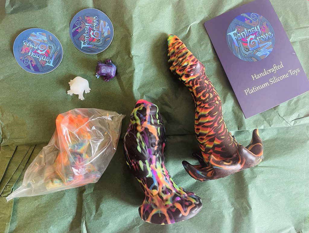 Fantasy Grove review unboxed
