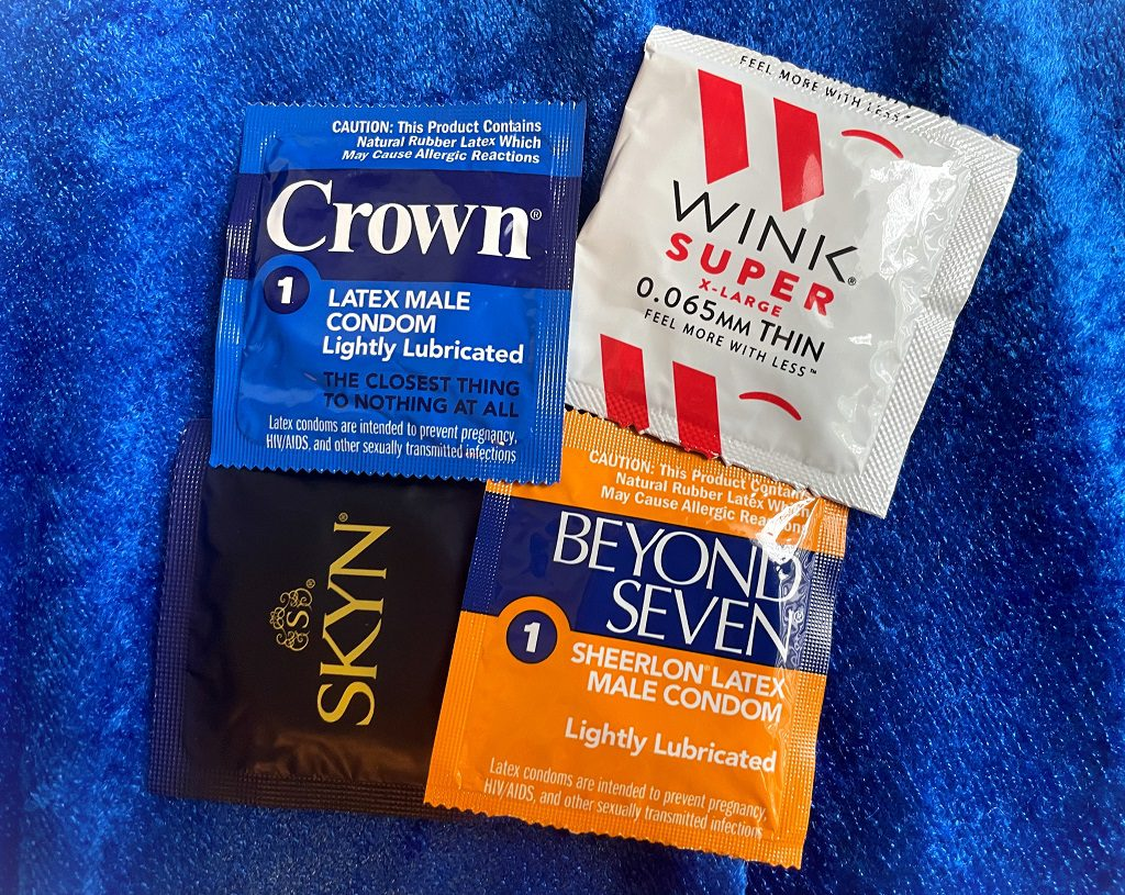 Lucky Bloke review ultra-thin condom selection